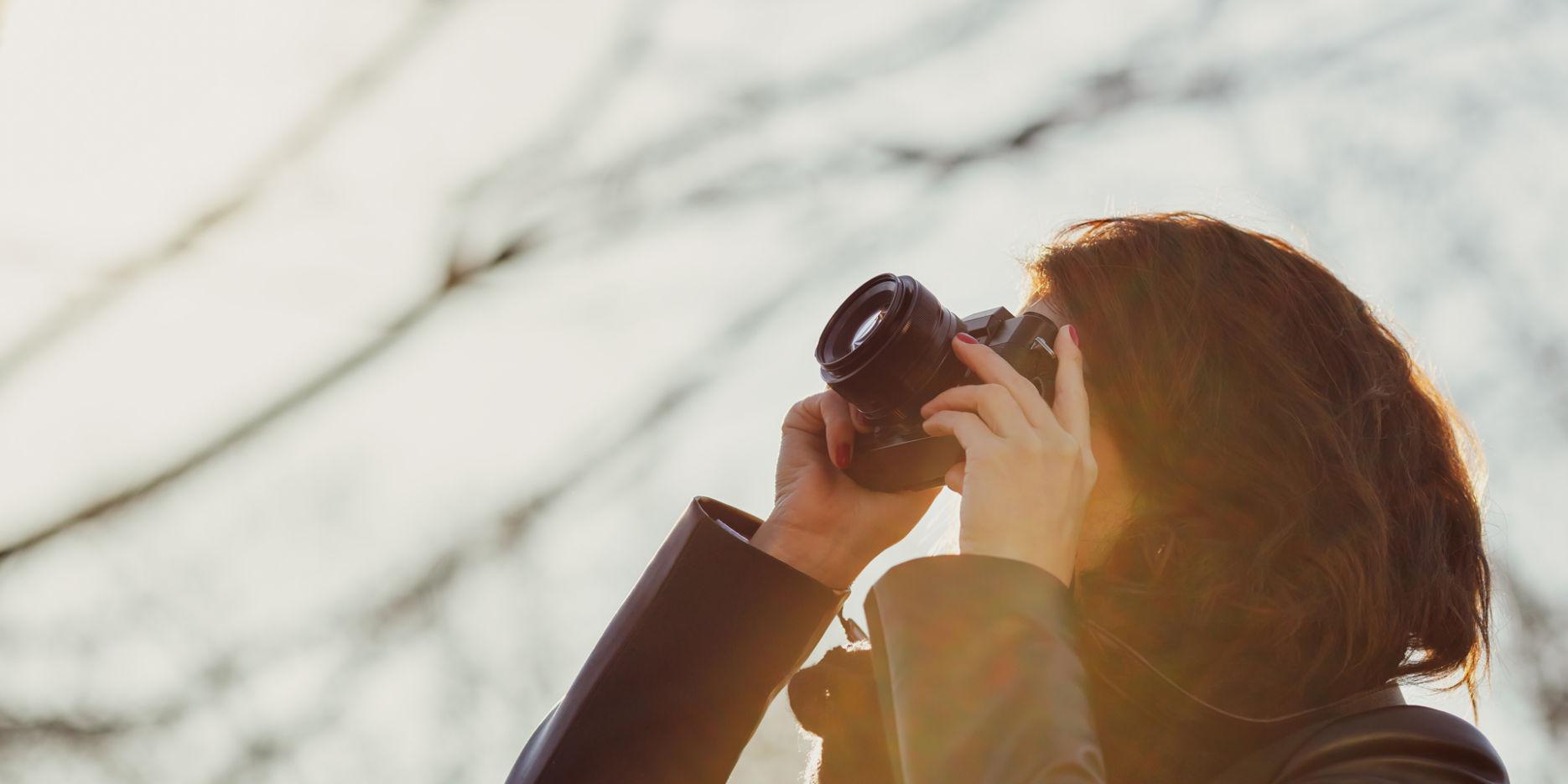 camera-in-her-hands